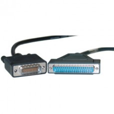 Cisco Compatible Serial Cable, HD60 Male to DB37 Male, Equivalent to CAB-449MT-3M, 10 foot