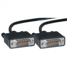 Cisco Compatible Serial Cable, HD60 Male, DTE / DCE, 10 foot