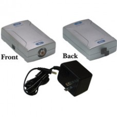 Digital Audio Converter, Digital Coaxial (RCA) Female to Digital Optical (Toslink) Female