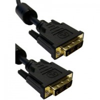 DVI-D / DVI-D Single Link Cable with Ferrite, 3 meter (10 foot)