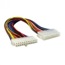 ATX Power Supply Extension, 24 Pin, 12 inch