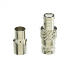 BNC Female Crimp Connector for RG59/62, 2 Piece