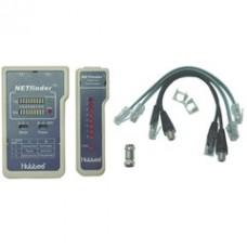 NETfinder Pro3 test Sequences, Tone Generator, Portfinder