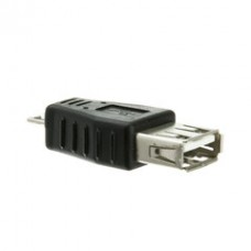 USB A Female to USB Micro B Male Adapter