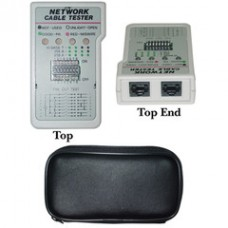 Network Cable Tester, Test 10Base-T and AT&T Networks