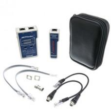 NETfinder 3 Test Sequences, Tone Generator and Portfinder
