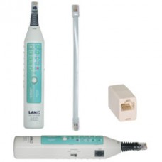 LANID Network Device and Link Verifier, Supports 10/100 Fast Ethernet