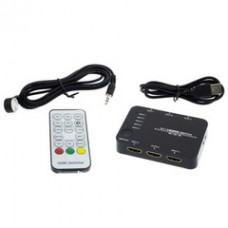 HDMI Switch, 5 way, 5x1, HDMI High Speed with Ethernet