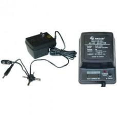 500mA Universal AC / DC Adapter, 9W