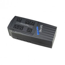 XP 400 Surge Strip UPS, Black, 400 VA (Volt Amps), Uninterrupted Power Supply