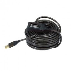 USB 2.0 High Speed Active Extension Cable, USB Type A Male to Type A Female, 30 foot long